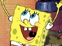 Флеш игра Губка Боб: Весенняя уборка