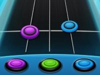 Флеш игра Guitar Hero html5