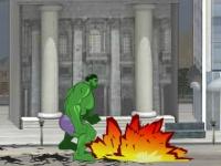 Флеш игра Халк - разрушитель