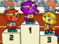 Флеш игра Хардкорный бег