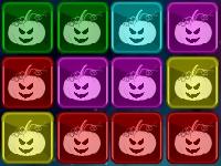 Флеш игра Хэллоуин: Блоки