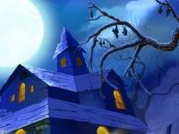 Флеш игра Хэллоуин: Поиск звезд
