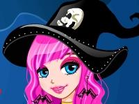 Флеш игра Хэллоуин тест: кто ты?