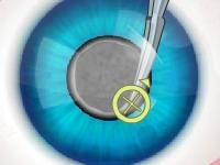 Флеш игра Хирургия глаза