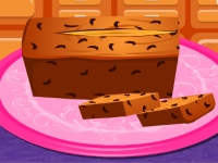 Флеш игра Хлеб с яблоком корицей и изюмом