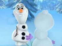 Флеш игра Холодное сердце: Снежный бой