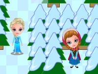 Флеш игра Холодное сердце: Танки