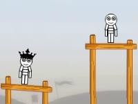 Флеш игра Храбрые короли: Дополнительные уровни