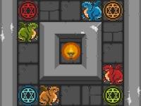 Флеш игра Хранитель замка