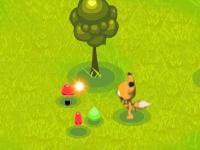 Флеш игра Хранители леса