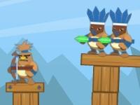Флеш игра Хрупкая крепость