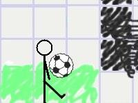 Флеш игра Хулиган с мячом