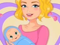 Флеш игра Идеальный ребенок Нелли