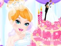 Флеш игра Идеальный свадебный торт