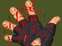 Флеш игра Игра с ножом