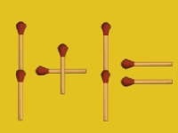 Флеш игра Игра со спичками 2