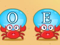 Флеш игра Игра в слова на пляже
