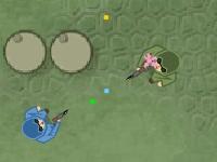 Флеш игра Игра в войну