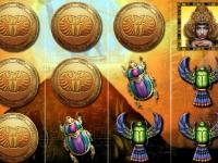 Флеш игра Игровой автомат Клеопатра