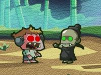 Флеш игра Империя зомби