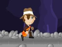 Флеш игра Индиана Джонс: Побег из пещеры