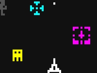 Флеш игра Инопланетная атака