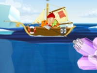 Флеш игра Искатель морских сокровищ