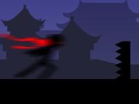 Флеш игра Испытание ниндзя