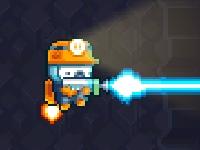 Флеш игра Исследователь шахт