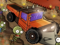 Флеш игра Истребитель зомби