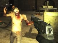 Флеш игра Изгнанный зомби