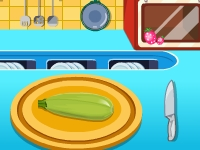 Флеш игра Кабачковый хлеб