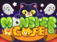 Флеш игра Кафе для монстров