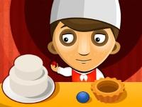 Флеш игра Кафе с пирожными