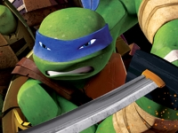 Флеш игра Какое твое оружие черепашки ниндзя?