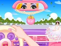 Флеш игра Какой ты водитель: Тест
