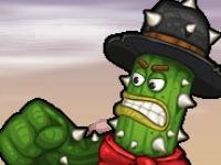 Флеш игра Кактус Маккой и проклятье шипов