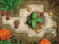 Флеш игра Каменный сад