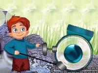 Флеш игра Камешки-пузырики