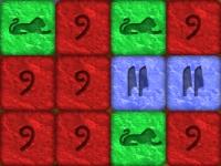 Флеш игра Камни фараона