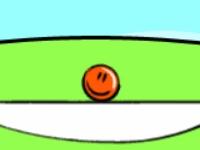 Флеш игра Капли падают на шар