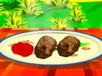 Флеш игра Карибское блюдо из ракушек