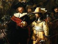 Флеш игра Картины Рембрандта: Пазл