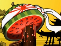 Флеш игра Катана и фрукты