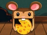 Флеш игра Катящийся сыр