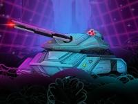 Флеш игра Кибер танк
