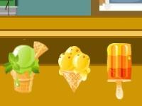 Флеш игра Киоск с мороженым