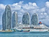 Флеш игра Китай 2: Пазл