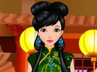 Флеш игра Китайская новогодняя мода