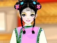 Флеш игра Китайские принц и принцесса